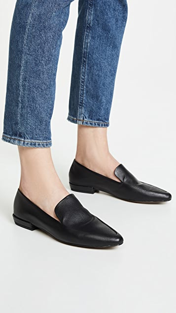Steven Haylie Point Toe Loafers