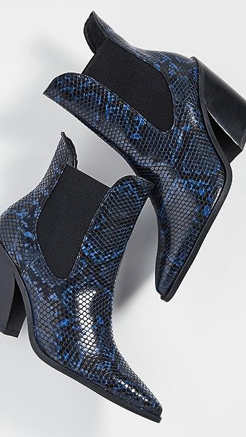 Steven Gail 短靴