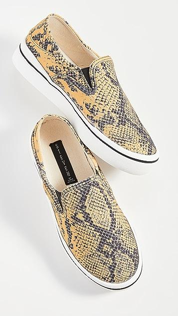 Steven Riga Slip On Sneakers