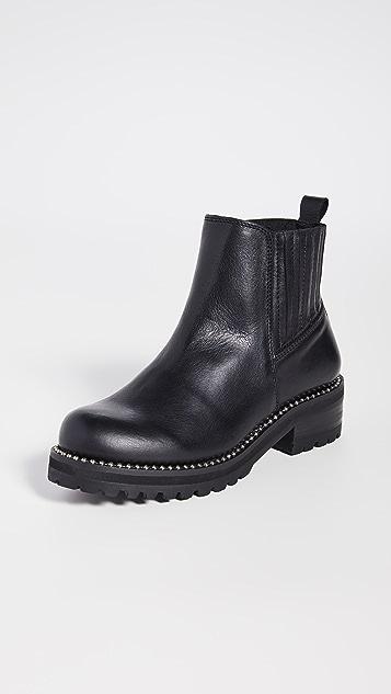 Steven Gibson 沟纹鞋底靴子
