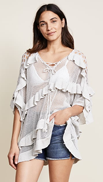 Suboo Years From Now Knit Caftan