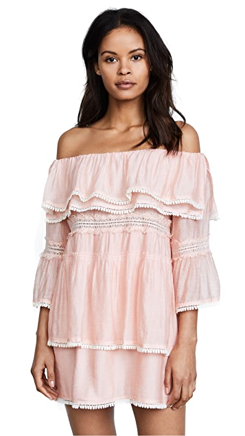 Suboo Roam Free Off Shoulder Dress