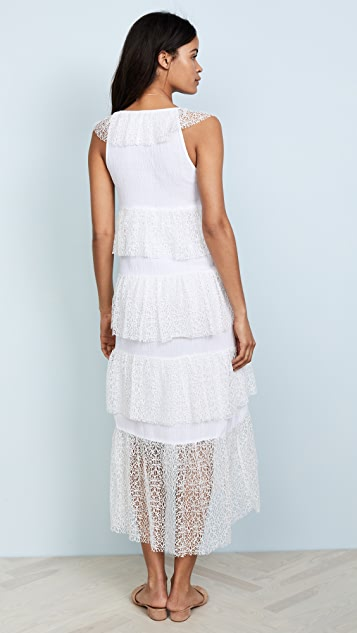 Suboo Days Like These Lace Maxi