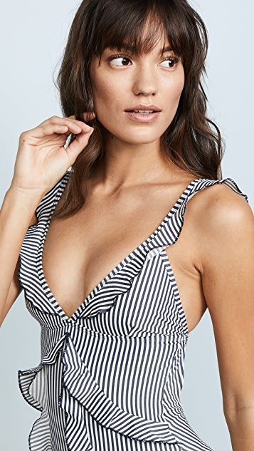 Suboo Ziggy Frill Swimsuit