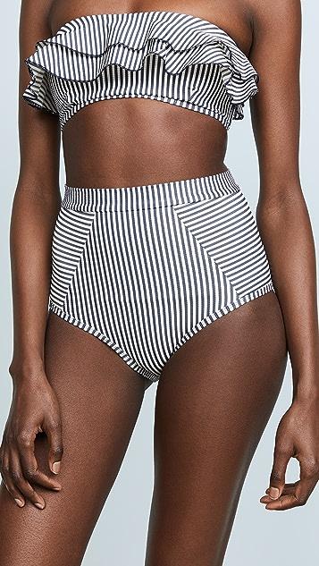 Suboo Ziggy High Rise Bikini Bottoms