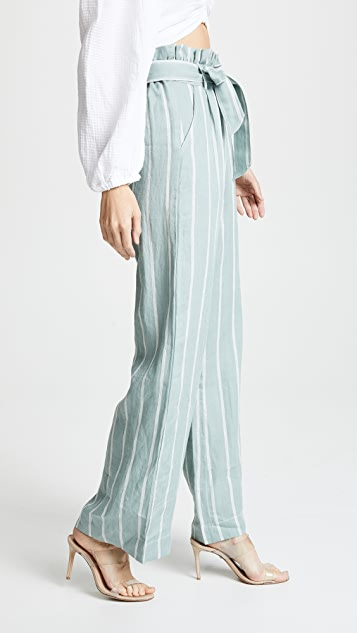 Suboo Horizon Wide Leg Pants