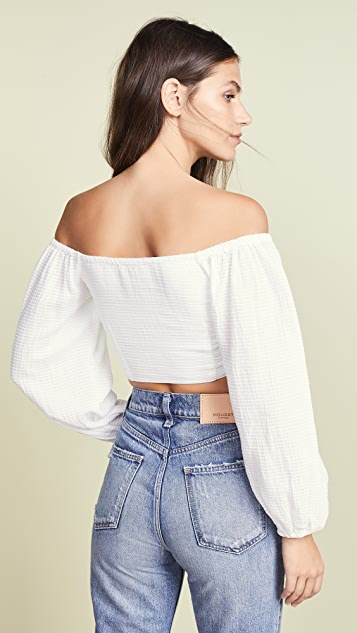 Suboo Together Again Cropped Top