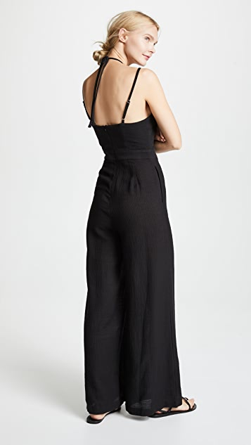 Suboo Together Again Cutout Jumpsuit