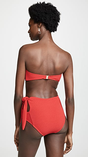 Suboo Giselle Knot Front Bandeau