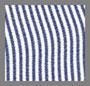 темно-синий/белая полоска