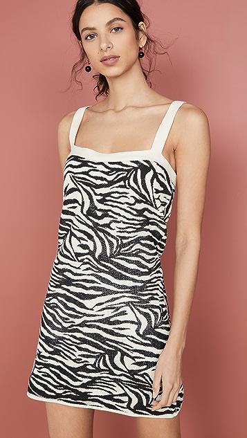 Suboo Leila Knit Mini Dress