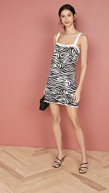 Suboo Трикотажное мини-платье Leila