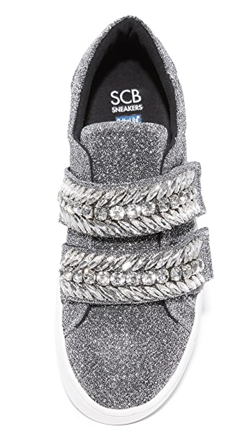 Suecomma Bonnie Glitter Jewel Ornament Sneakers