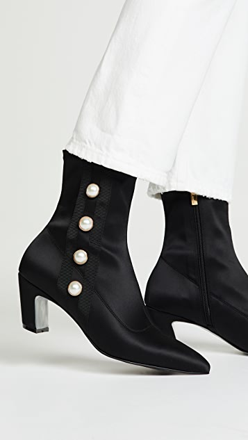 Suecomma Bonnie Pearl Ankle Boots