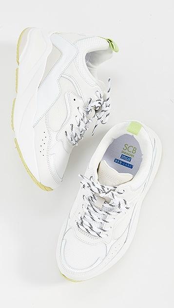 Suecomma Bonnie 撞色厚底运动鞋