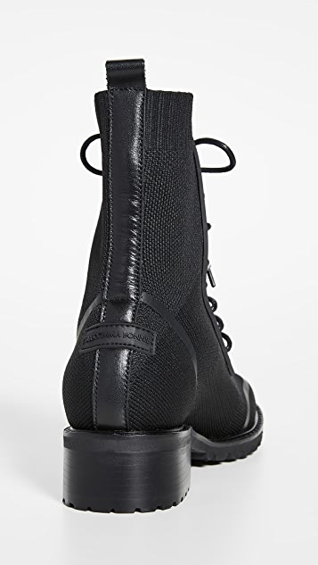 Suecomma Bonnie Lace Up Detailed Boots