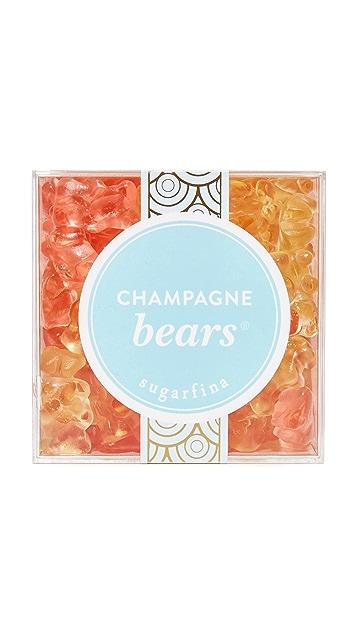 Sugarfina Champagne Bears Gummy Candy