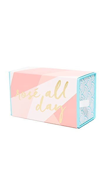 Sugarfina Rosé All Day Candy Bento Box