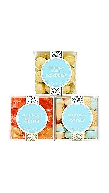 Sugarfina Happy Birthday Bento Box