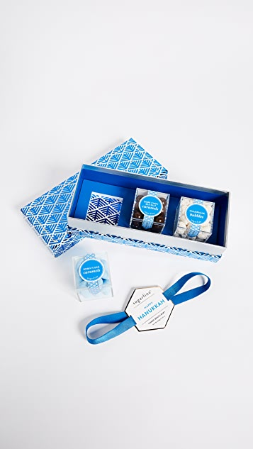 Sugarfina Happy Hanukkah Bento Box