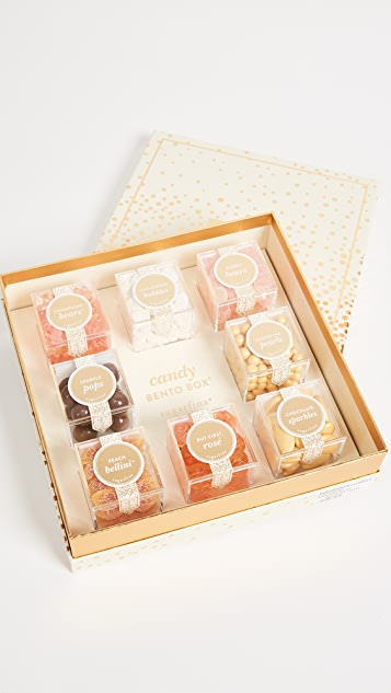 Sugarfina Sparkling Holiday Bento Box