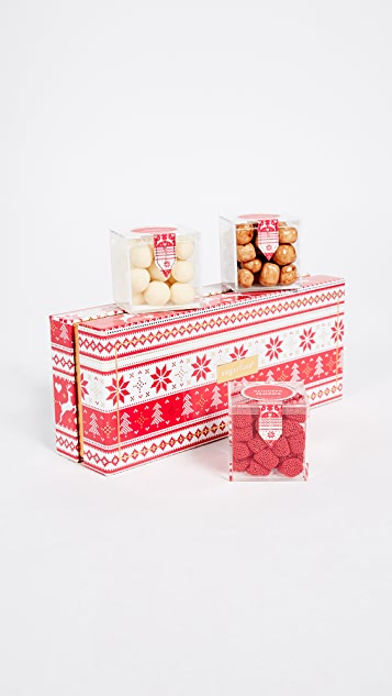 Sugarfina Merry Christmas Bento Box