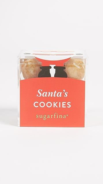 Sugarfina Santa's Cookies Cube