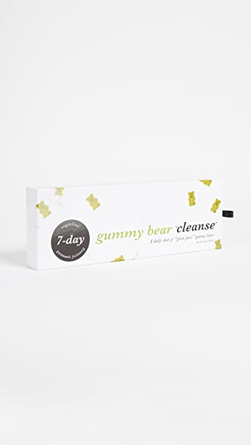 Sugarfina Green Juice 7 Day Cleanse Gummy Bears
