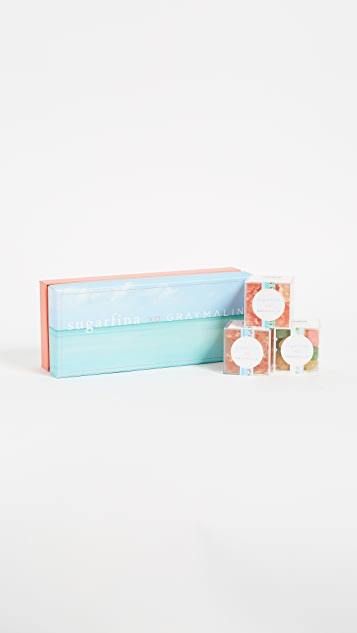 Sugarfina Gray Malin Bento Box