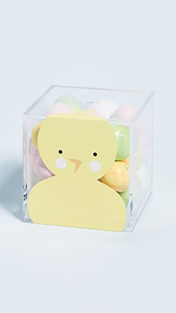 Sugarfina Chick Magnet Cube
