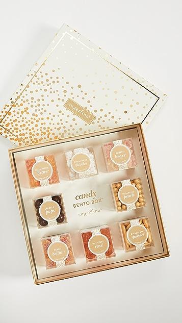 Sugarfina Sweet & Sparkling Bento Box
