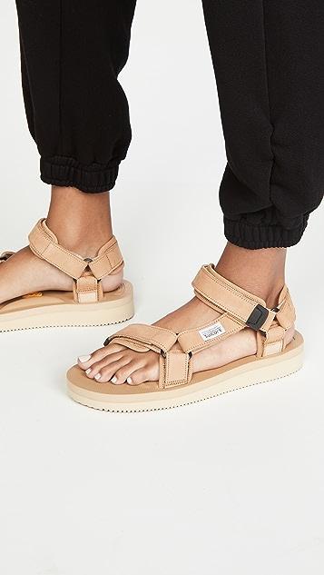 Suicoke Depa-V2NU 凉鞋