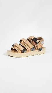 Suicoke Gga-VNU 凉鞋