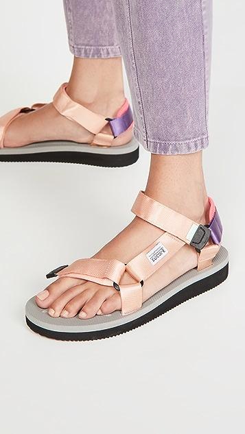 Suicoke Depa-CAB 凉鞋