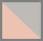粉色/灰色