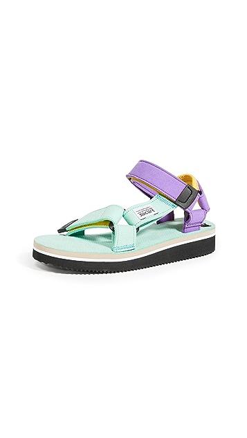 Suicoke Depa-ECS 凉鞋