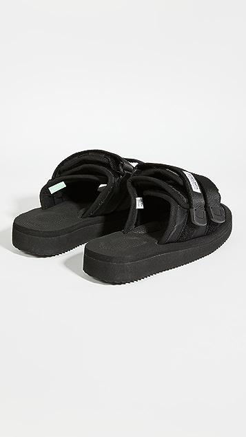 Suicoke Moto-CAB 凉鞋