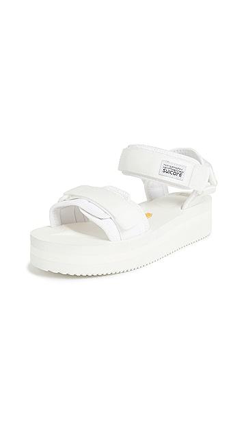 Suicoke Cel-VPO 凉鞋