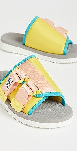 Suicoke - KAW-Cab 凉鞋