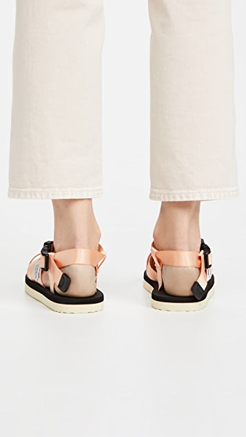 Suicoke Sama 凉鞋