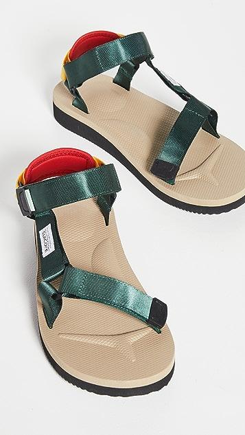 Suicoke Depa-Cab Sandals