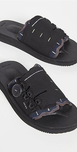 Suicoke - Leta-Ab Sandals