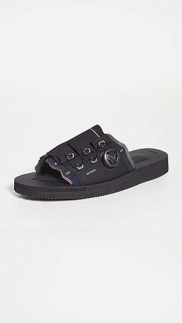Suicoke Leta-Ab Sandals