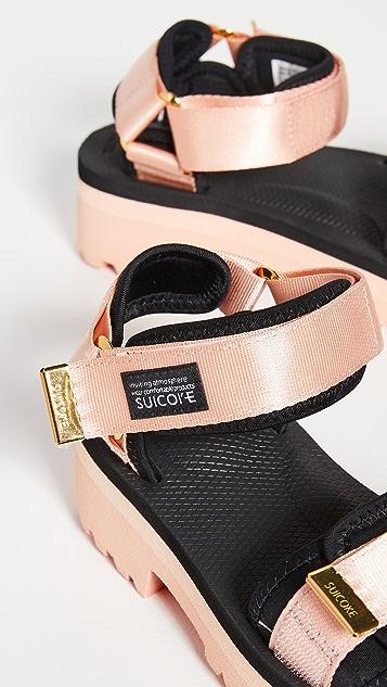 Suicoke Cel-Taab 凉鞋