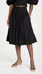 Sokie Collective Slip Skirt