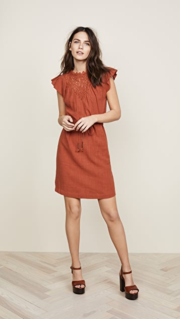 Suncoo Christiana Dress
