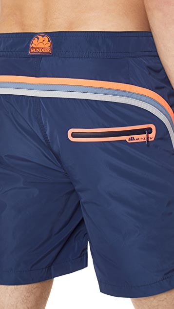 SUNDEK Board Shorts with Pocket