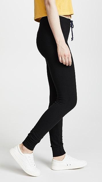SUNDRY Спортивные брюки-скинни