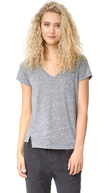 SUNDRY To Do List V-Neck Tee
