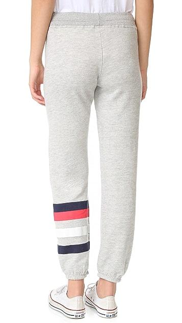 SUNDRY Stripes Sweatpants